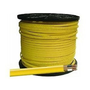 12 2 W ground Romex Indoor Electrical Wire 100 Ft all Lengths Available