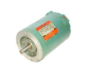 Reliance 1 Hp 3 Phase Ac Motor 1725 Rpm Model P56x1441t