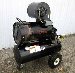 Used Alkota 150 Industrial Torpedo Heater