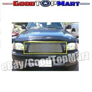 For Toyota Tacoma 2001 02 03 2004 Upper Billet Grille Insert Cut Out