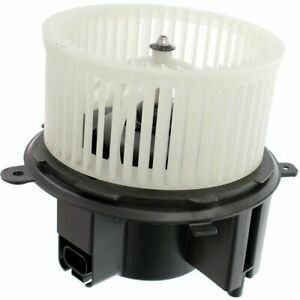 22961461 New Blower Motor Front Chevy Gmc Acadia Chevrolet Traverse Enclave