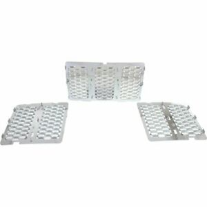 New Grille Chrome Ch1200366 68143075ab For Jeep Grand Cherokee 2014 2016