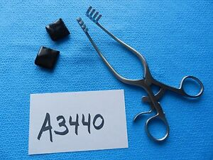 V Mueller Surgical Orthopedic Anderson Adson Retractor Vm84 2209 New