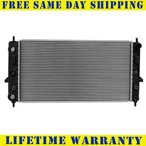 Radiator For 2005 2010 Chevy Cobalt Saturn Ion Pontiac G5 2 2l 2 4 Fast Shipping