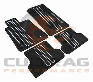 2016 2019 Camaro Genuine Gm Front Rear All Weather Floor Mats 23412245