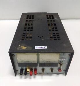 Trygon Electronics Power Supply Model Hr20 5b