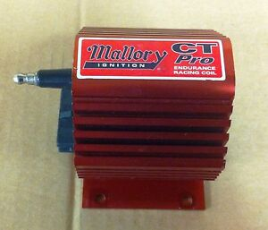 30460 Mallory Ct Pro Series Ignition Coil Coil Only No Packaging