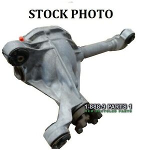 Front Carrier Differential 3 73 Ford Explorer 01 02 03 04 05 L77a42