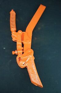 Allis Chalmers Square Rectangle Shank Cultivator Spring Trip Feet Standard Foot