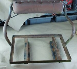 Ih International Harvester Deluxe Seat Frame Cub Lo boy 154 184 185