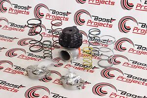 Tial 304l Stainless Mvs 38mm Black Authentic Wastegate With V Band Flanges Mv S