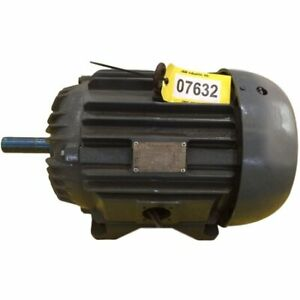 Used Allis chalmers 20hp Induction Motor 286u Frame