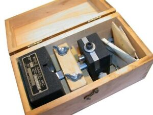 Boice Dial Bore Gage Set Master 1 To 1 3 4 Model 23