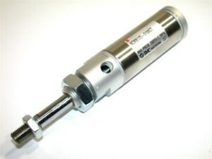 New Smc 1 Stroke Stainless Spring Return Air Cylinder Ncmb125 0100ct