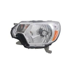 Left Side Replacement Headlight Assembly For 2012 2013 Toyota Tacoma