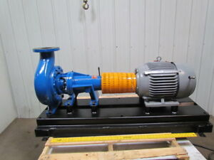 Gusher Pump Pcl4x6 10seh cbm 4a 650 Gpm 50 tdh W 15 Hp Us Electric Motor