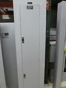 Ge Main Lug Circuit Breaker Panel W Lighting Contactor 8903pbv11 Aqf3422lbx