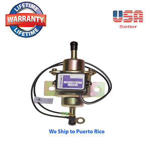 New Electric Fuel Pump 12v Diesel For Kubota Yanmar Cub Cadet
