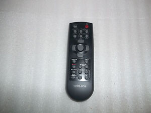 Sylvania Sy96r Time Lapse Recorder Replacement Remote Control Only