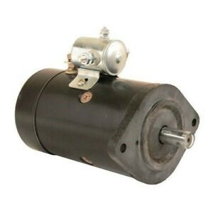 New 12 Volt Pump Motor Replaces Western W 6598 W 6599 Hale 200 0040 00