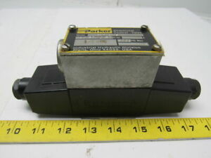 Parker D1w4cy 31 Hydraulic Directional Control Valve