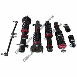 Cxracing Coilovers Suspension 32 Step Damper For 10 up Bmw Mini R60 Countryman