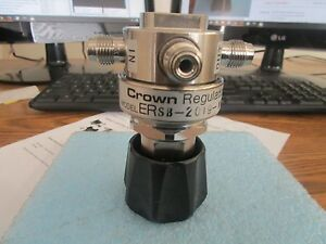 Yutaka Eng Corp Crown Regulator Model Ersb 2019 we