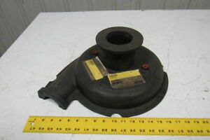 Weir C2017mr55 Centrifugal Slurry Pump 3 2c Am Cover Plate Liner