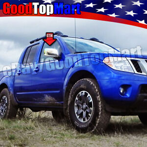 For Nissan Frontier 2005 2011 2012 2013 2014 2015 2016 Chrome Full Mirror Covers