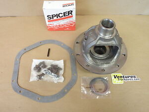Carrier Dana 44 3 92 And Up With Gasket Ring Gear Bolts And Shims Oem Spicer