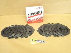 Power Lok Clutch Kit Dana 80 Genuine Spicer Dodge D2500 D3500 W2500 W3500 94 02
