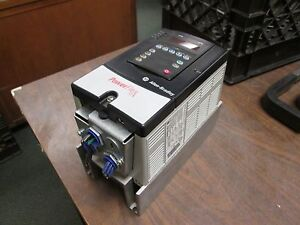 Allen bradley Powerflex70 Ac Drive 20a D 2p1a 1 Aynndnn 1hp 3ph Used