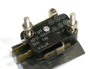 Up To 20 Saia Snap Action Micro Switches Xgh6