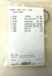 31684 Seal Kit For Cat Pump 3dnx Series Pumps 3dnx25gsi And 3dnx27gsi
