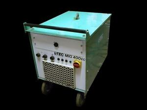 L tec Mig 400ec Welder Power Supply