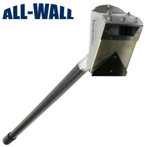 Tapetech 3 inch Easyclean Drywall Nail Spotter With Handle 68tt new