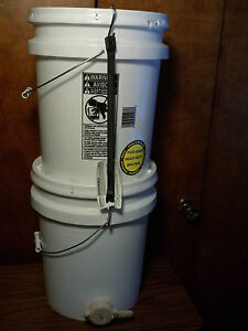 Multi purpose Uncapping Tank strainer Bottler storage Tank Extractor Beekeeping