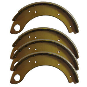 F2nn2218aa Tractor Brake Shoe Sold 4 box Ford New Holland 2000 230a 231 2310