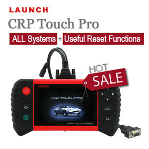 Genuine Launch Crp Touch Pro 229 Diagnostic Scan Tool Sas Tpms Dpf Epb Us Local