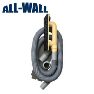 Hyde dust Dog Dustless Drywall Hand Sanding Kit Attaches To Any Shop Vacuum