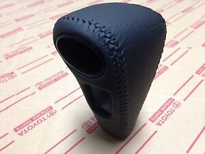 New Toyota Land Cruiser Lexus Lx450 Lx470 Leather Auto Shift Knob 1995 2002