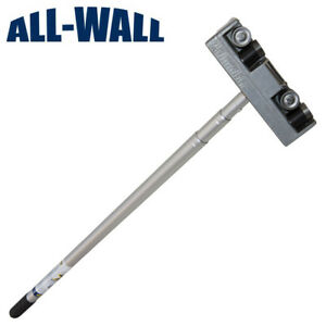 Columbia Taping Tools Drywall Corner Roller With 3 8 Ft Extendable Handle