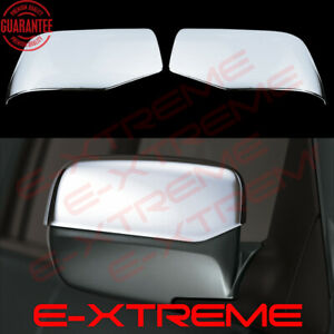 For Honda Pilot 2009 2012 2013 2014 2015 Chrome Mirror Covers W out Turn Signal