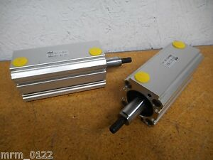 Phd Inc Crs3u 32 X 3 bb k Pneumatic Cylinder 3 Stroke Used lot Of 2