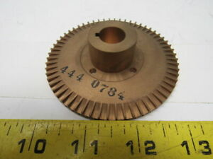 Aurora Pump 444 0784 199 All Bronze Impeller New Old Stock