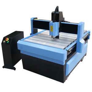 1 5kw Cnc Router Engravering Cutting Machine For Wood Acrylic Mdf 600 900mm