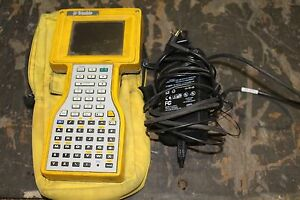 Trimble Tsce Tds Ranger Data Collector 45185 20 With Power Supply