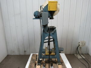Alva Allen Bt 5 Mechanical 5 Ton Obi Punch Press 1 1 2 Stroke 4 Throat 1 3hp