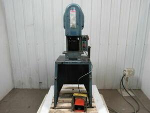 Kenco Teledyne 5 Ton Ob Punch Press 2 Stroke 4 Throat 115 230v 1ph
