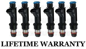 Genuine Oem Delphi Set Of 6 Fuel Injectors For Chevy Buick Pontiac Firebird 3 8l